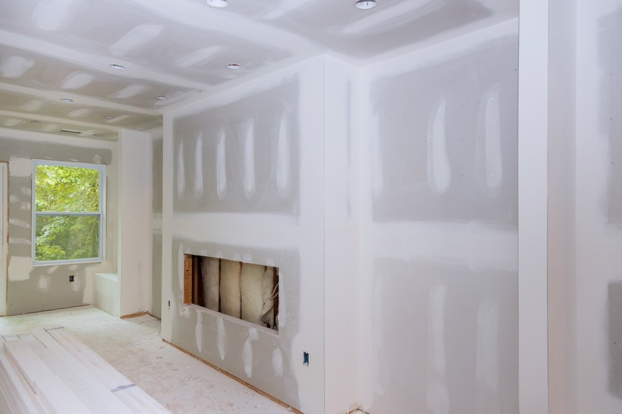 Drywall Repair by Richard Libert Painting Inc.