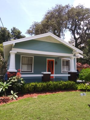 Exterior painting in Largo, FL.