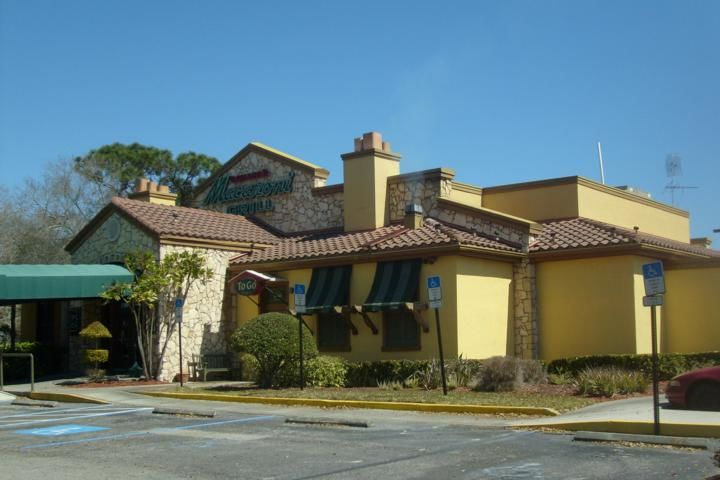 Commercial Painting in Clearwater, FL - Macaroni Grill Exterior Elastomeric Paint