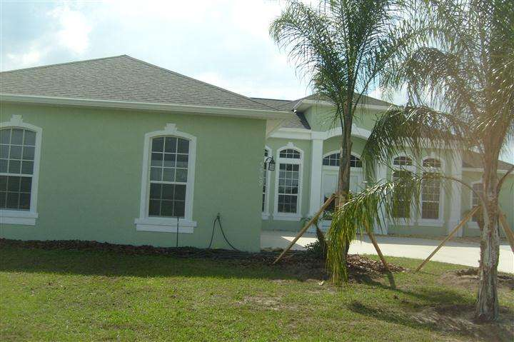 Exterior Painting Residential in Parrish FL #2