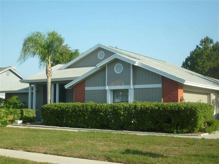 Exterior Painting Residential in Tarpon Springs FL #1