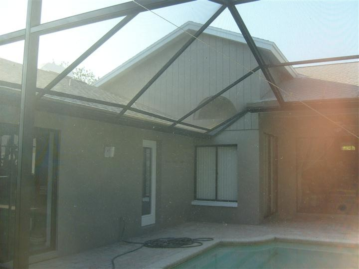 Exterior Painting Residential in Tarpon Springs FL #2