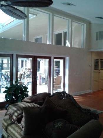 Interior painting in Tampa, FL by Richard Libert Painting Inc..